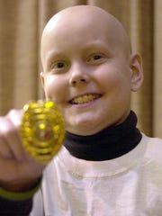 Mason Ream at age 11.