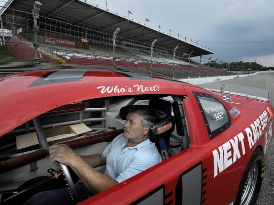 Tony Formosa, 64: The Father Ryan High graduate has raced stock cars at Fairgrounds Speedway Nashville since he was 14 and is now the leaseholder of the historic facility. Formosa started managing the track in 2010. Bobby Hamilton took it over in 2011 and Formosa took it back in 2012 and has had it ever since.