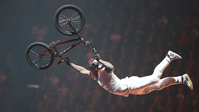 Nitro Circus is bringing a show to The Ballpark at Jackson in October.