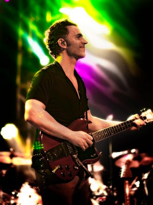 Musician Dweezil Zappa visits Vinyl Music Hall on Wednesday to preform the music of his legendary father, Frank Zappa.