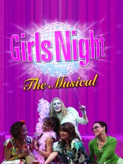 "The national tour of the off-Broadway laugh fest ""Girls Night: The Musical"" will make a stop on Jan. 30 at the Union County Performing Arts Center in Rahway."