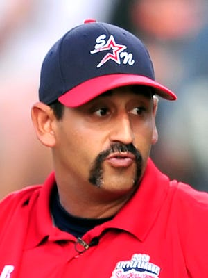 South Nashville coach Chris Mercado's team opens play at the Little League World Series on Friday.