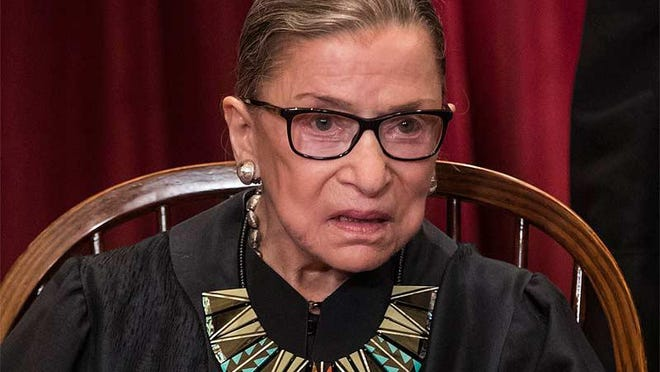 Supreme Court Justice Ruth Bader Ginsburg, appointed by President Bill Clinton in 1993, is at age 85 currently the oldest active justice on the Supreme Court.