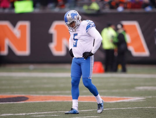 Bengals 26 Lions 17 Lions Playoff Hopes Shot Time For Caldwell To Go