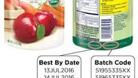Gerber has voluntarily recalling some pouches of baby food.