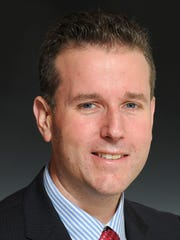 Freeholder Vice President Brendan Gill, of Montclair, is the campaign manager for Phil Murphy.