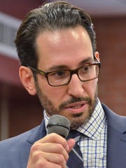 Verona Schools Superintendent Rui Dionisio