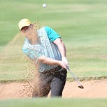 A day of firsts as golf returns to Games