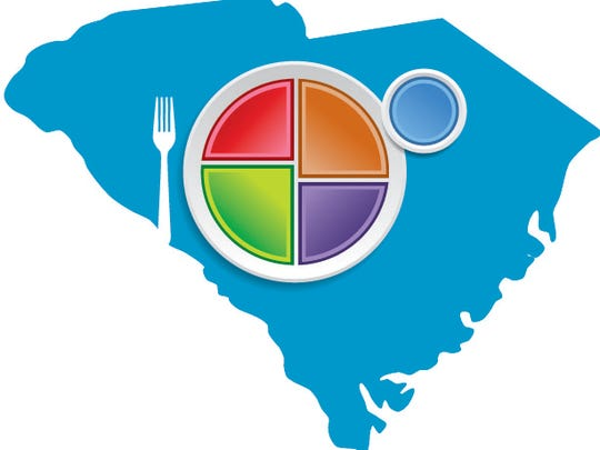 The USDA replaced the food pyramid with 'MyPlate' in 2011, but only recently began its emphasis on eating local to sustain healthy habits.
