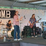"Based in Ashland City, the five-member band known as ""The B.O.M.B."" recently performed at the Cheatham County Fair."