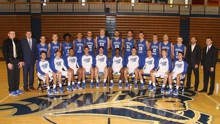 Thomas More men's basketball team
