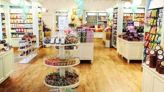 Lolli & Pops candy store is one of the newest additions to The Mall at Green Hills.