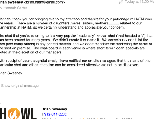 Howl at the Moon's Director of Development, Brian Sweeney,