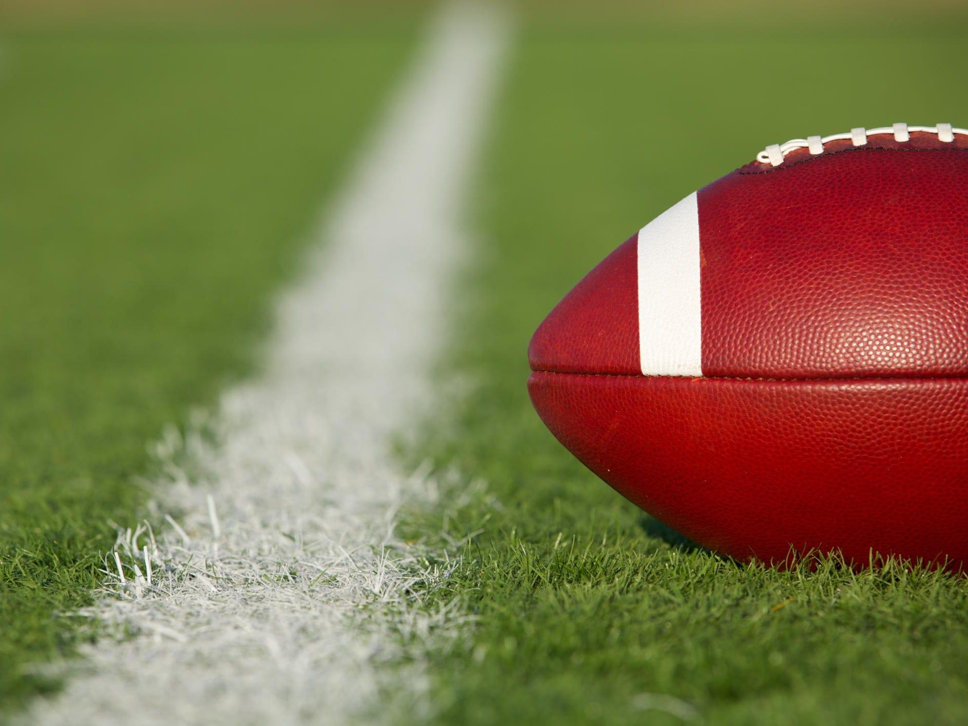 American Football near the Line
