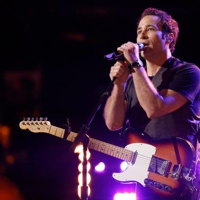 "Michigan musician Joshua Davis' journey on ""The Voice"""