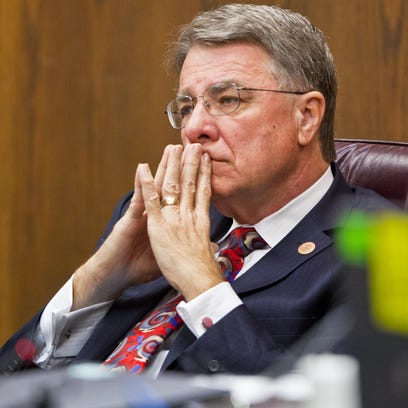State Sen. Steve Yarbrough benefits richly from state