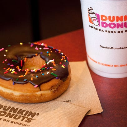 Dunkin' Donuts overcharged New Jersey customers by