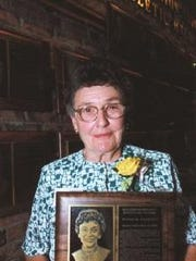 Jessie Godfrey oversaw the implementation of several Binghamton University women's sports.