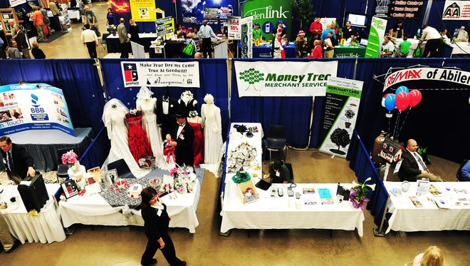 The Abilene Chamber of Commerce's Business Expo draws hundreds of exhibitors and thousands of visitors each year.
