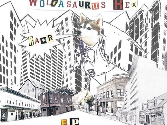 Wolfasaurus Rex will celebrate the release of its debut