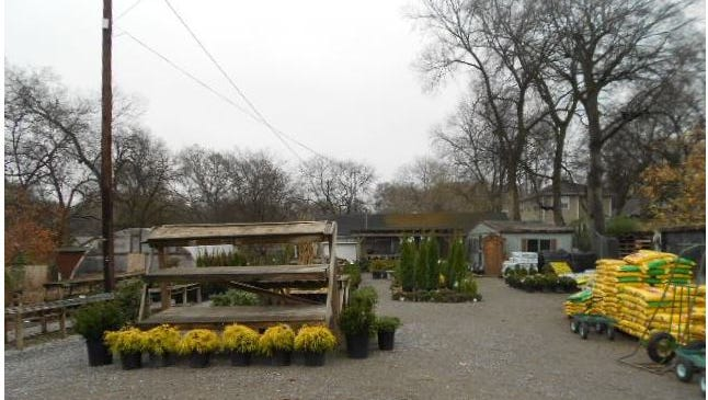 Until earlier this year, a retail landscape business operated from the property at 4424 Westlawn Drive that the owner wants to sell to a residential developer.