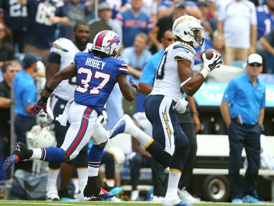 Bills Defensive Backs Try To Get Their Arms Around Penalties
