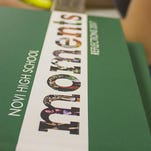 Novi High School yearbook earns state award