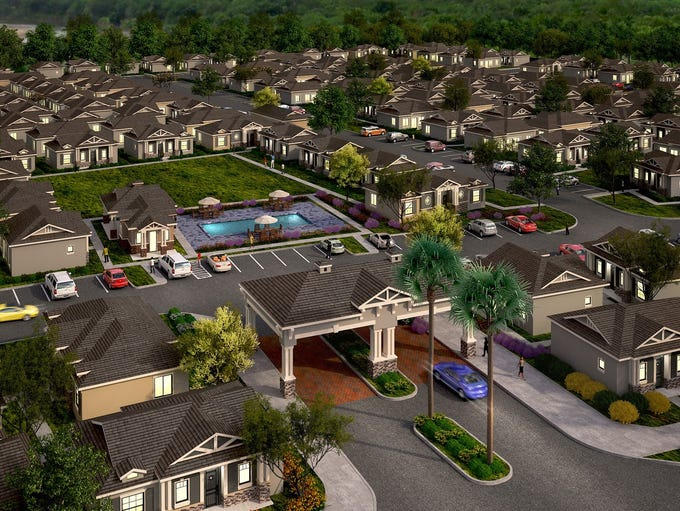 Christopher Todd Communities is currently building