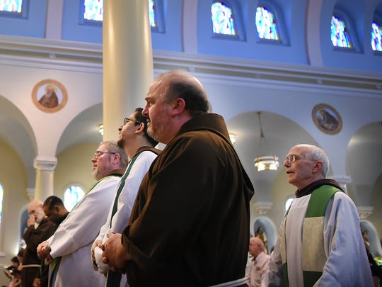 The Capuchin Franciscan Friars of the province of the