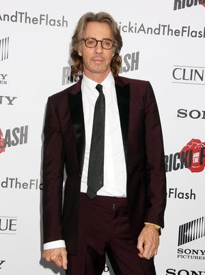 """Rick Springfield attending """"Ricki And The Flash"""" New York Premiere at AMC Lincoln Square Theater on August 3, 2015 in New York City."""