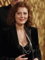 Oscar-winner Susan Sarandon was raised in Edison.