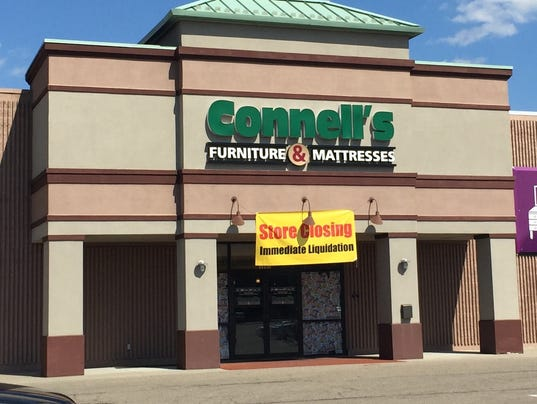 Connell 39 S Furniture Closing Newark Store