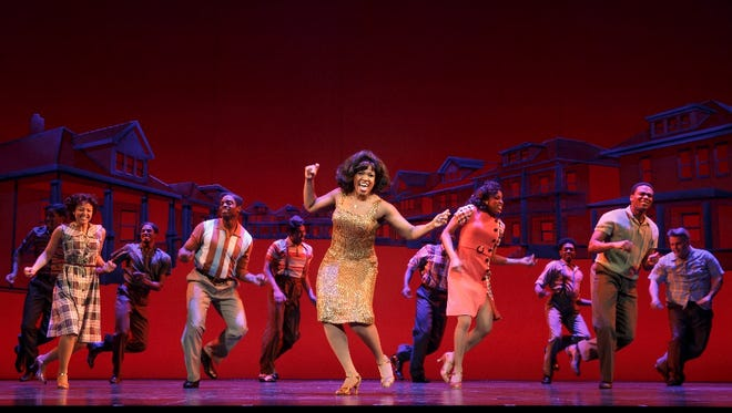 """""""Motown the Musical"""" continues at the Fox Cities Performing Arts Center through Sunday."""