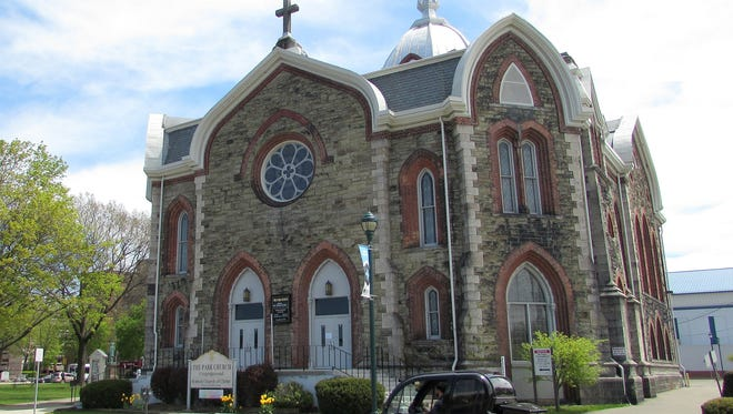 Park Church in Elmira will be featured on a statewide tour of historic churches this weekend.