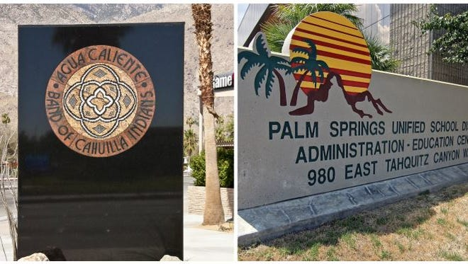 Palm Springs Unified and the Agua Caliente Band of Cahuilla Indians will be forming a new curriculum focused on Native American heritage.