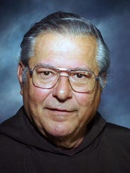 Friar Elroy Pesch is celebrating 60 years in the brotherhood.