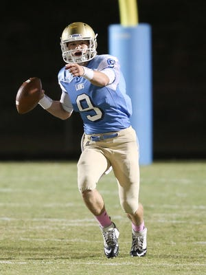 Clemson freshman quarterback Ben Batson played his first three seasons at Daniel High before transferring to Dorman for his senior season.