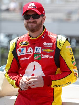 Dale Earnhardt Jr. has four second-place finishes but no wins in 16 starts this season.