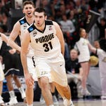 Purdue basketball says its road only begins with a return trip to the Sweet 16