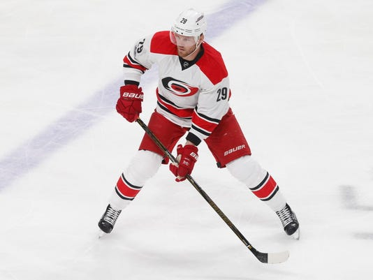 AP HURRICANES BICKELL IS BACK S HKN USA MN