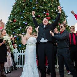 Flash mob wedding: Go inside groom's master plan!