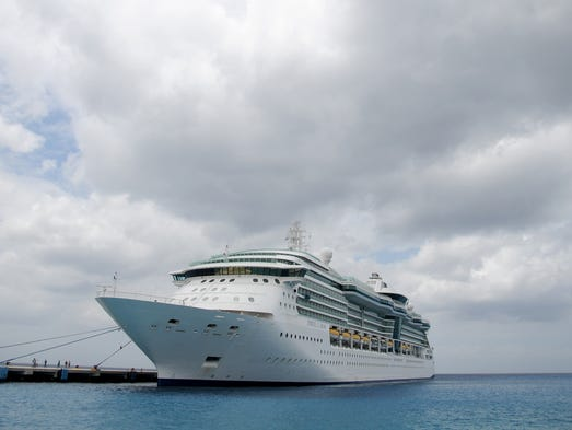 Unveiled in 2004, Royal Caribbean's Jewel of the Seas is one of four Radiance Class ships that the line began rolling out in 2001.