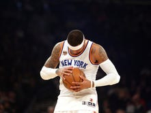 Carmelo Anthony unsure of his role with Knicks