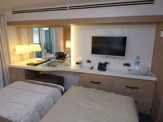Cruise Ship Tours The Intimacy Of Ponant S Le Soleal