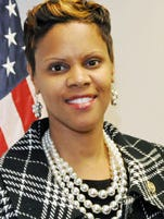 Assemblywoman Shavonda Sumter