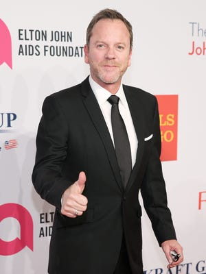 '24' star Kiefer Sutherland will play a Cabinet member who rises to the U.S. presidency on ABC's 'Designated Survivor.'