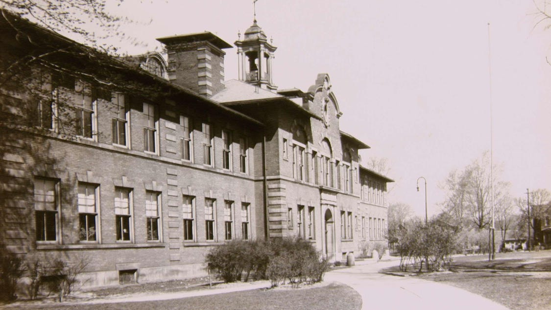 School no 13 made history in 1849 for 2386 87 0