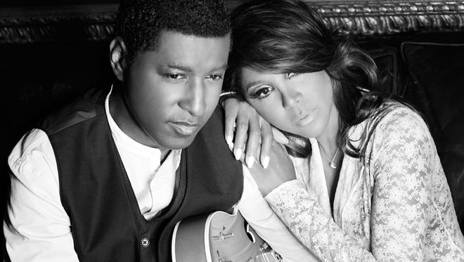 """Kenny """"Babyface"""" Edmonds and Tony Braxton will join Broadway's """"After Midnight"""" musical in March 2014."""