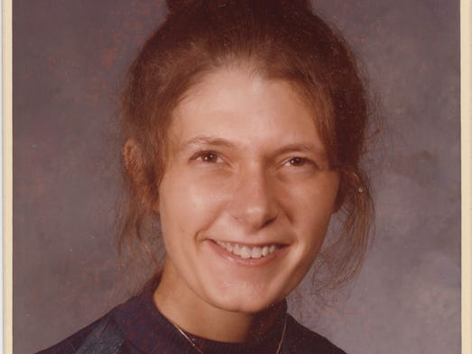 Lynda McDaniel, 23, was found slain Dec. 1, 1977 in her Westside apartment. She was a first-year, first-grade teacher. The case remains unsolved. This was a school portrait taken in the fall of 1977, when McDaniel was a teacher at Maplewood Elementary School in Wayne Township.