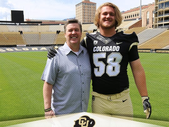 Kary Kutsch signed with the University of Colorado